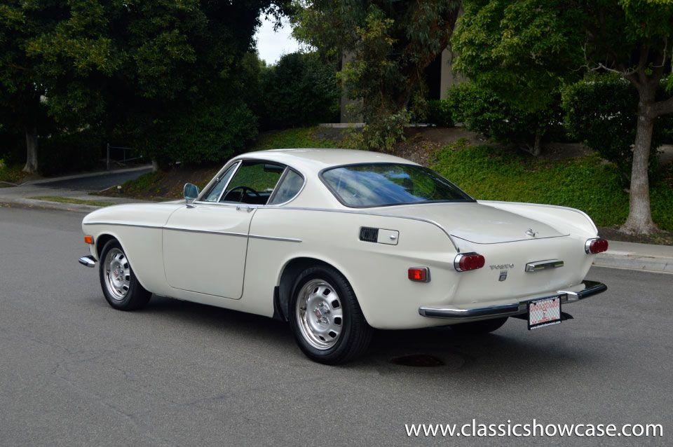 1972 Volvo P1800E Sport Coupe by Classic Showcase Volvo