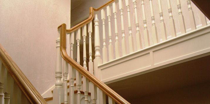 Best Continuous Handrail Range Stair Components Stairs 400 x 300