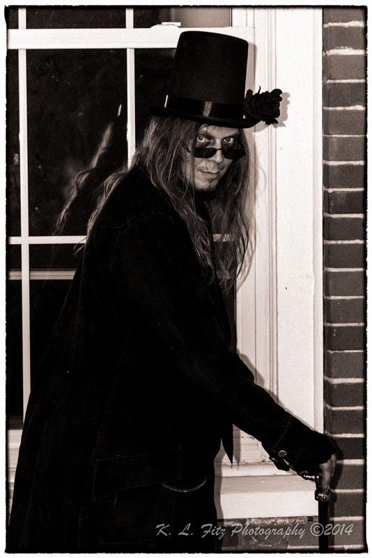 #Halloween #BlackHat #TopHat