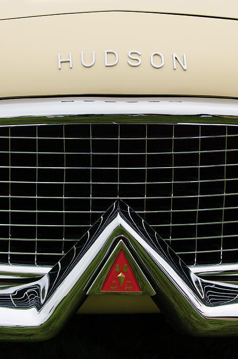 Hudson Images By Jill Reger Images Of Hudsons 1954 Hudson Italia Touring Coupe Hood Emblem Hood Ornaments Emblems Car Emblem