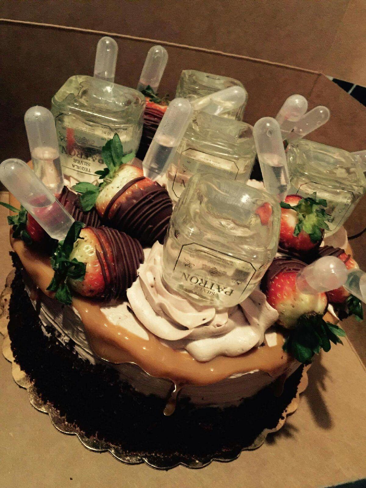 Patron Infused Cake Monaylizz Celebr 229 Tion 207 Nspir 229 Tion