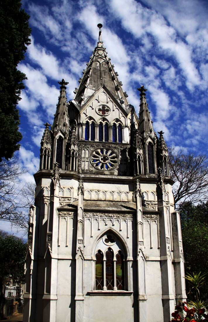 Cemitério da Consolação Agosto 2013