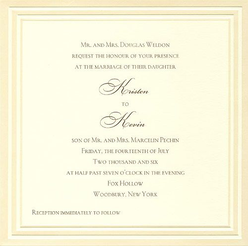 wedding invitation wording Goin to the chapel!! Pinterest - best of invitation text for marriage