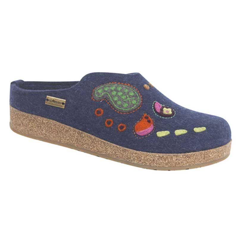 296a2d6485ea I love these! Haflinger Paisley Jeans (Women s) from DoddsShoe.com ...