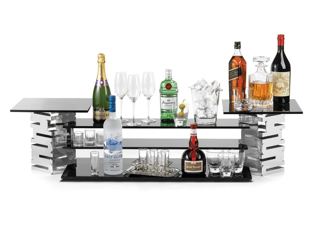 Tiered Buffet Risers for Food Stations - Rosseto Riser Systems For The Ultimate Buffet Displays On Your