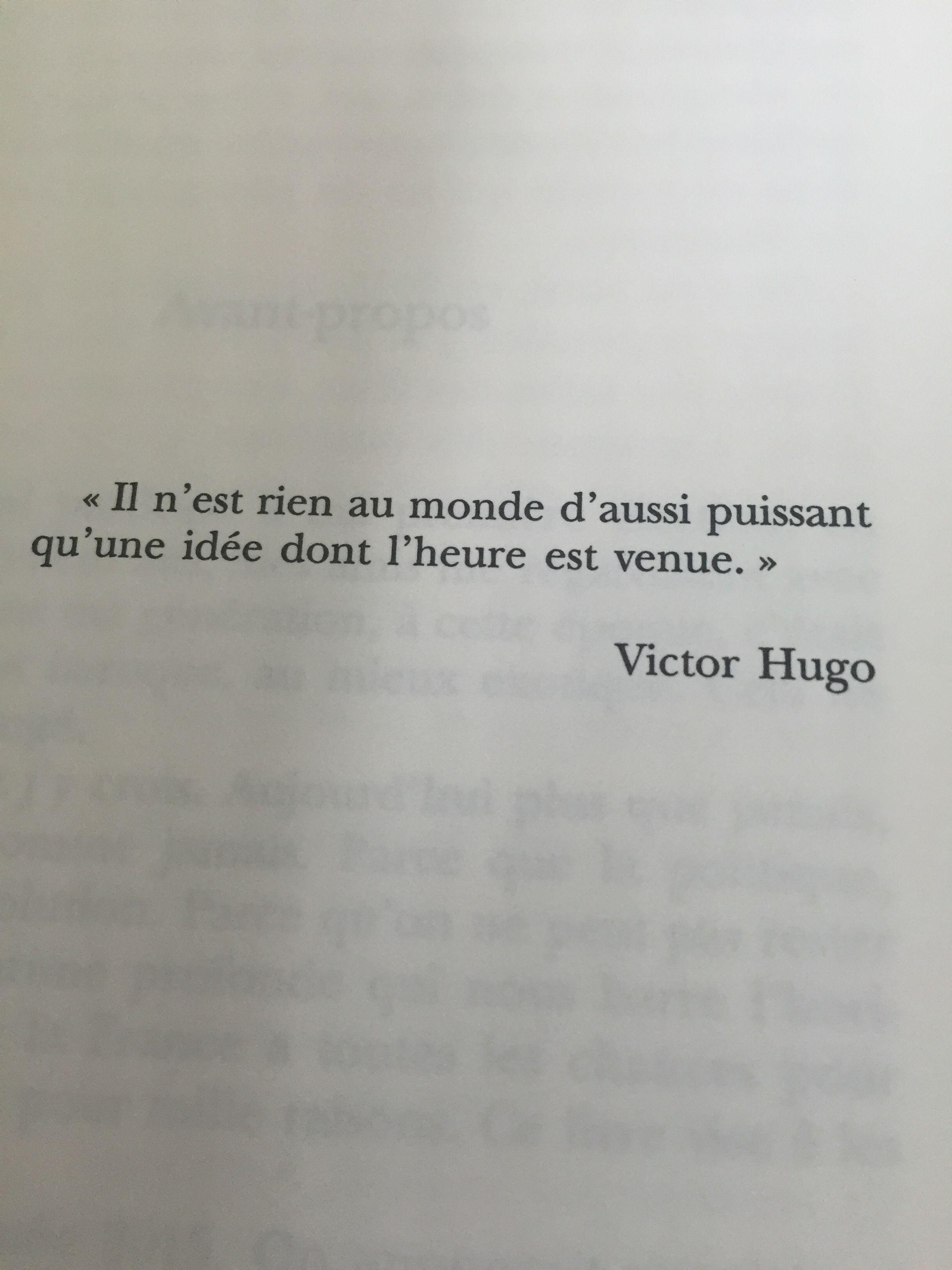 Victor Hugo Poeme Et Citation Citation Proverbes Et Citations