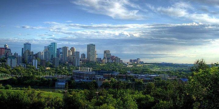 Edmonton, Alberta, Canadian Prairies, Canada, North America