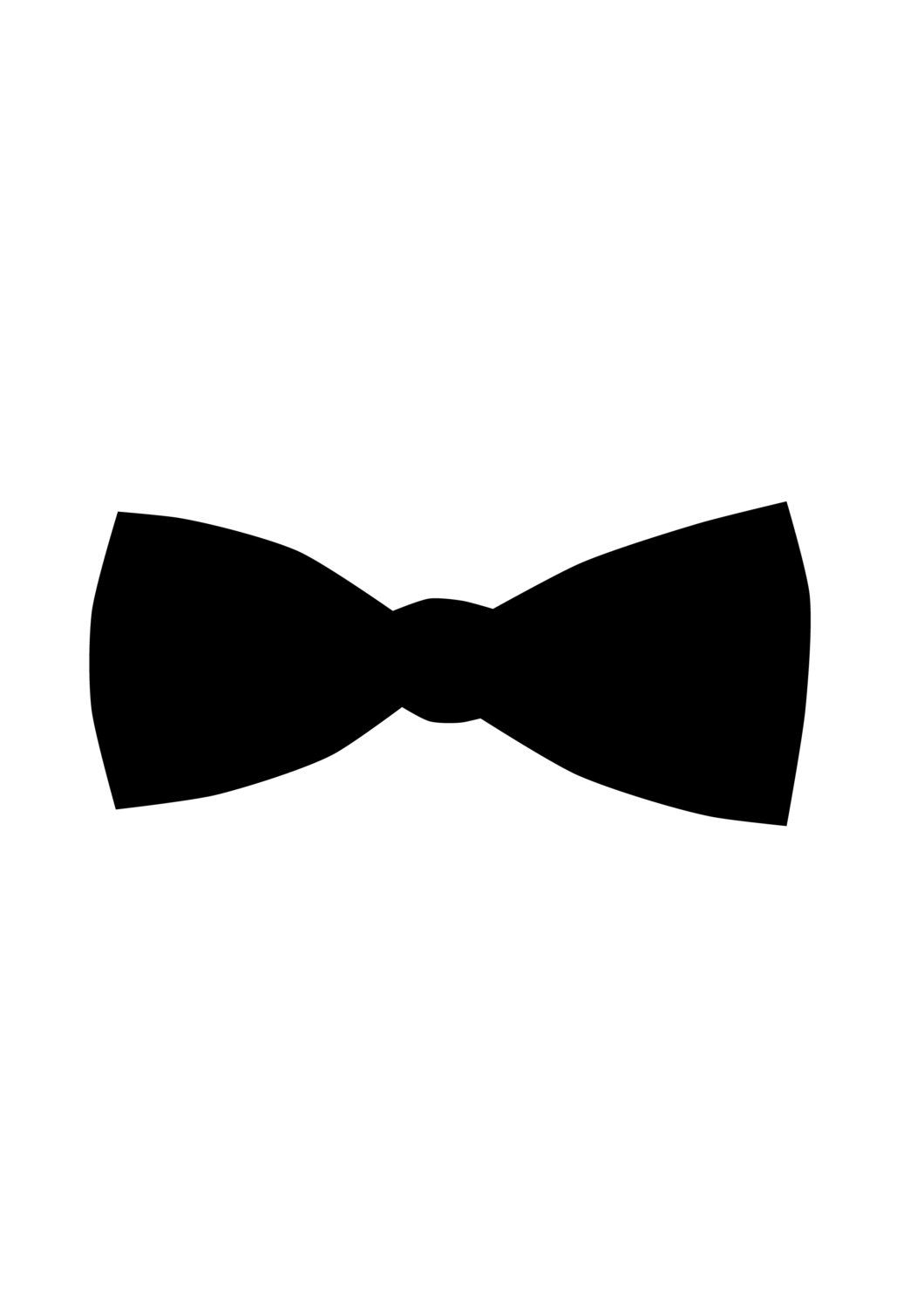 Cute Bow Tie Drawing Bow tie black, bow tie...