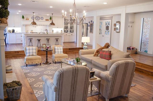 inside a fixer upper client 39 s home after the show. Black Bedroom Furniture Sets. Home Design Ideas