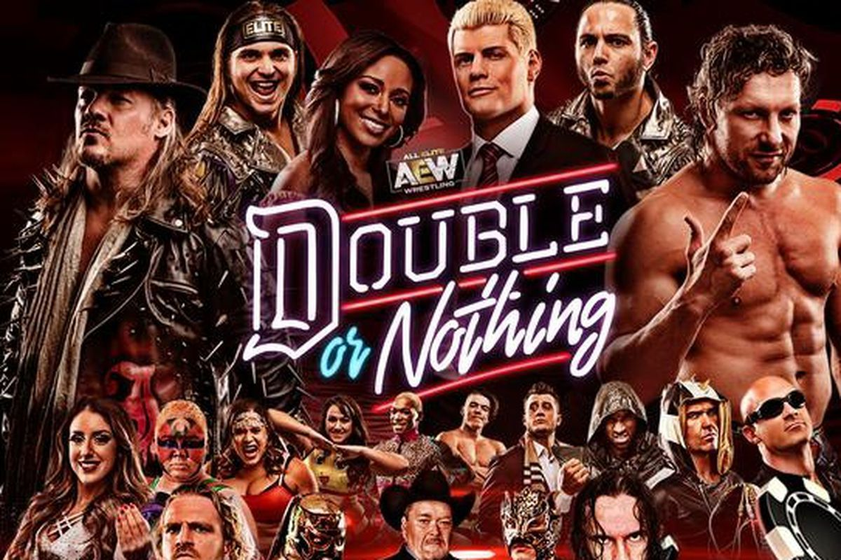 AEW Double or Nothing Free Live Stream Wrestling, Wwe