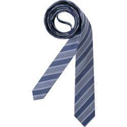 Olymp Krawatte Herren, blau Olymp