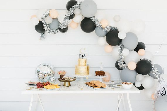 modern girl's birthday party ideas | Wedding & Party Ideas