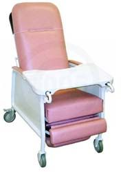 3 position recliner geri chair