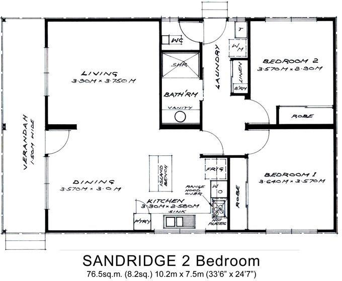 Apartment Floor Plans · Converting A Double Garage Into A Granny Flat    Google Search Great Pictures