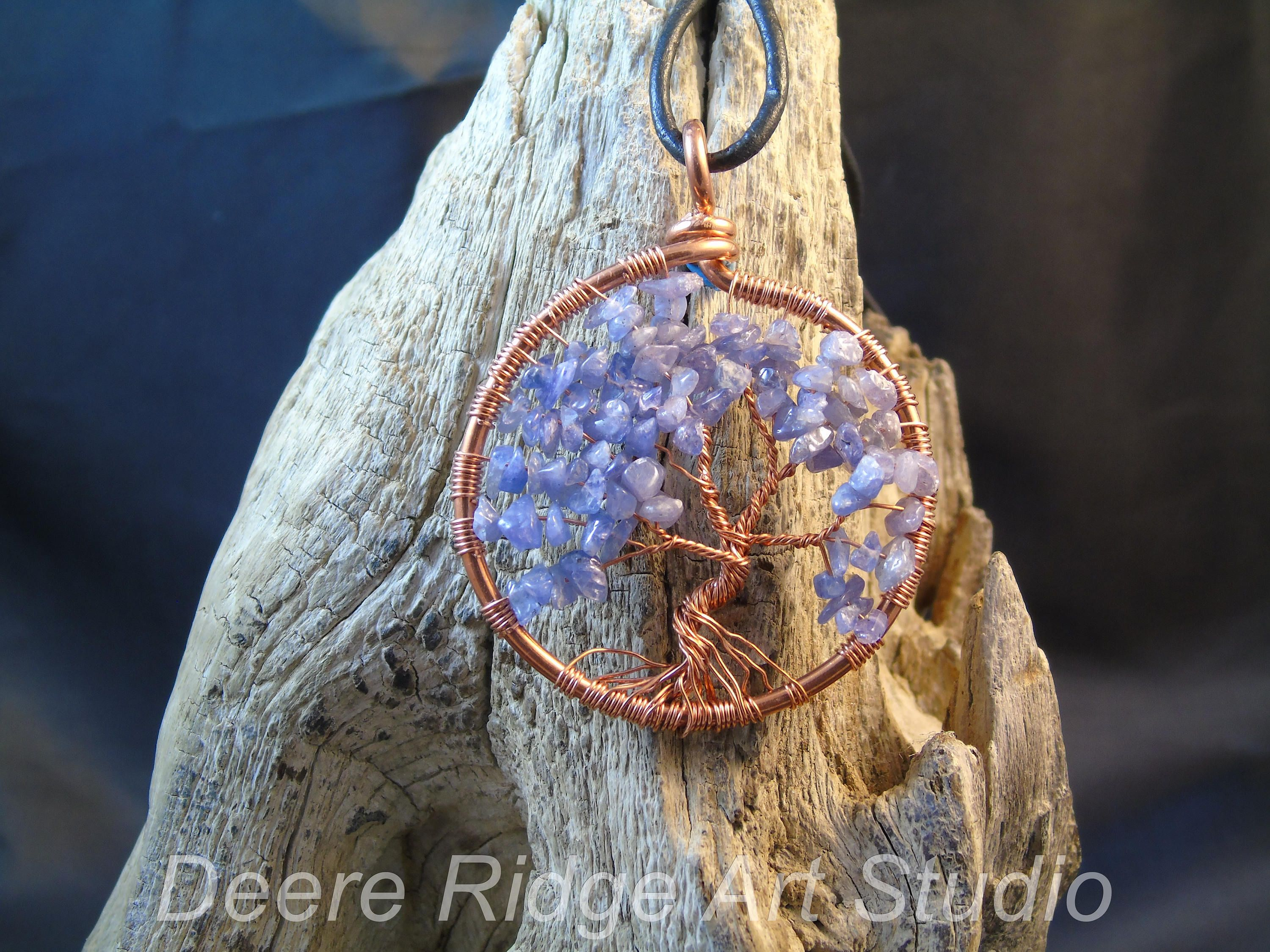 shot turquoise wire and with jewelry ruby wrapped pin progress copper pendant for a