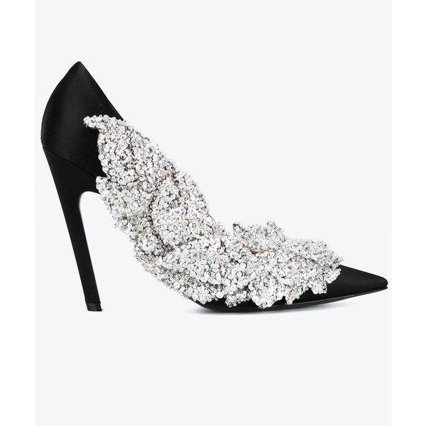Sparkly pumps, Pumps heels