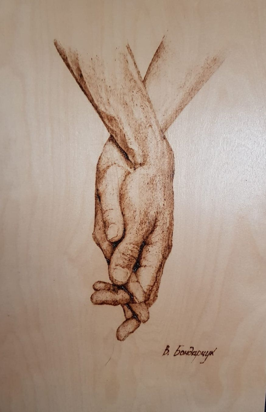 Original Art Exclusive Authorial Handwork Drawing Pyrography Etsy In 2020 Pyrography Original Art Pyrography Art