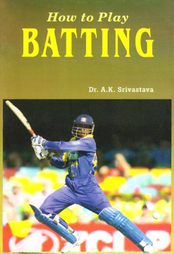 Book: How To Play Batting