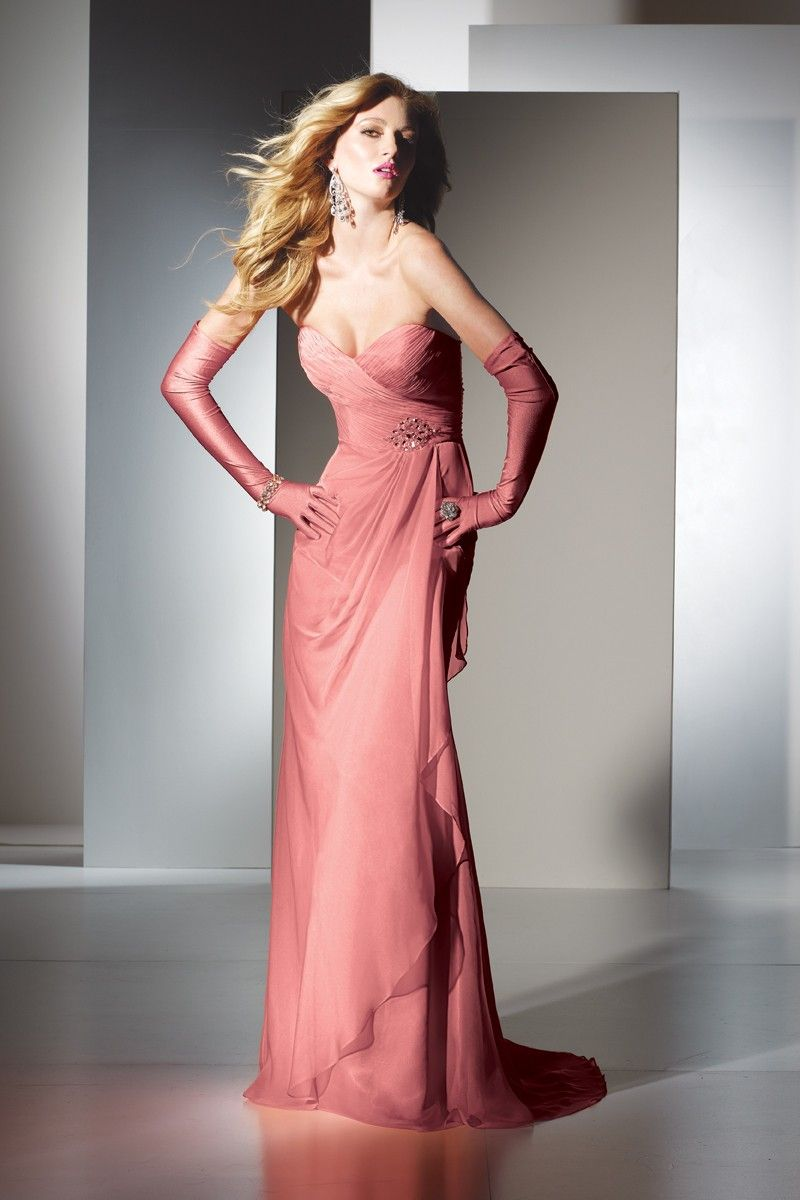 Love this elegant, classic style. Reminds me of the roaring 20s in ...