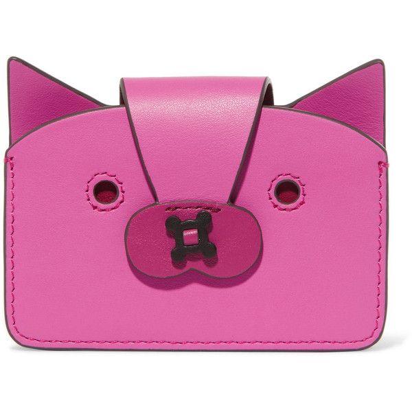 fox wallet - Pink & Purple Anya Hindmarch 8PH7jdDYV