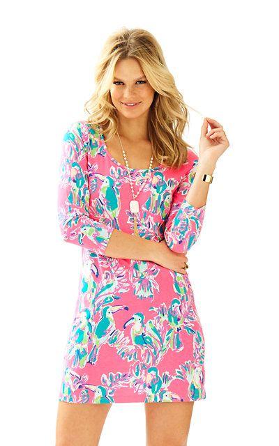 4d669e823b7 Lilly Pulitzer Beacon T-Shirt Dress