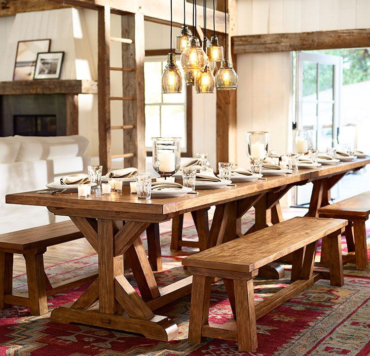 Dining Room, Lodge Style Dining Room Furniture