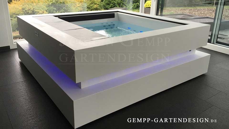 Design Whirlpool design outdoor whirlpool gardens