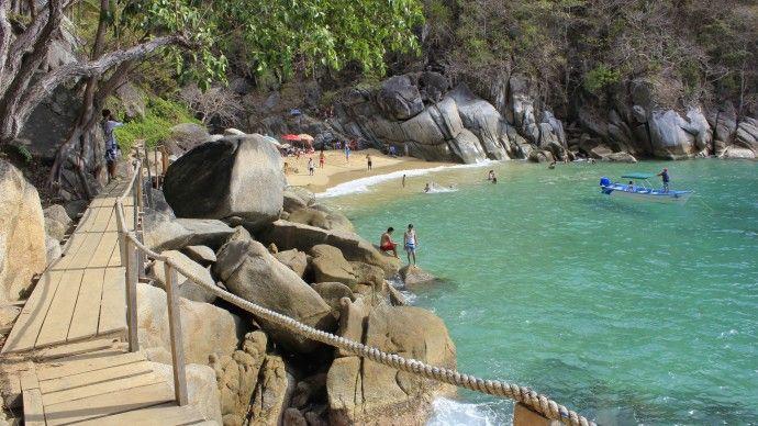 Explore the Hidden Path to Colomitos Beach - Vallarta Lifestyles | Mexico  places to visit, Puerto vallarta beach, Vallarta
