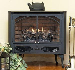 Natural Gas Fireplaces And Stoves Manufacturer Buck Stove This Is The One We Finally Bought With Images Natural Gas Fireplace Gas Fireplace Fireplace