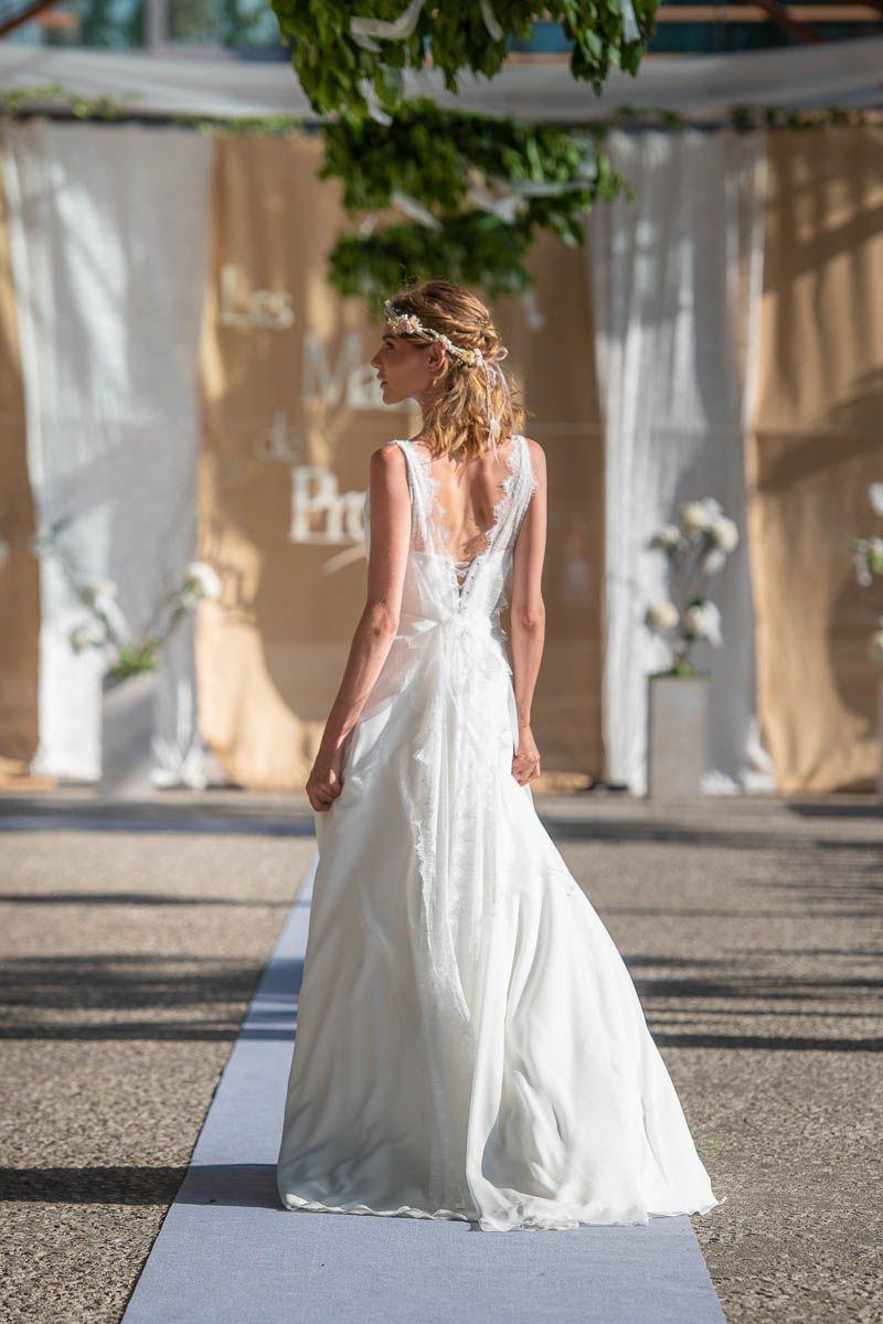 Robe de mariée champêtre | Robe de mariee,