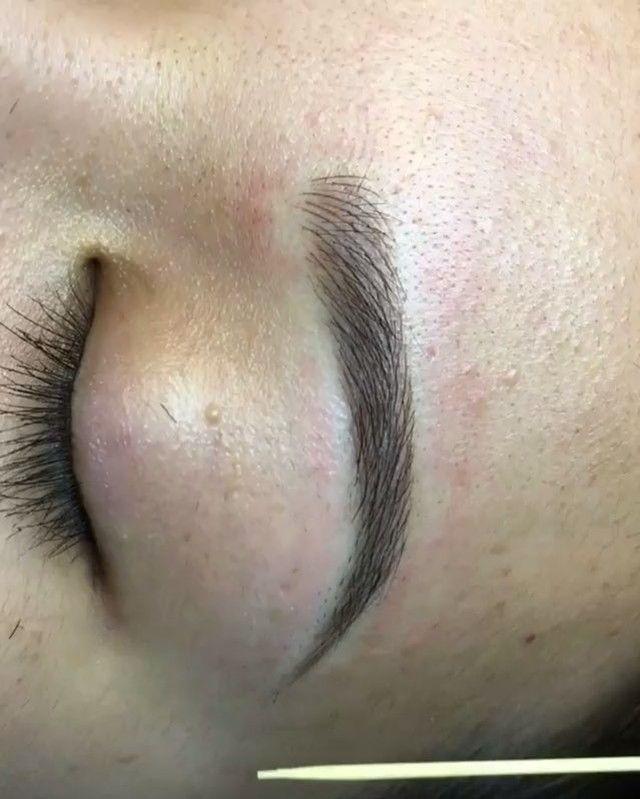 Eyebrow Embroidery, semi-permanent tattoo, 3D eyebrow, creative ...