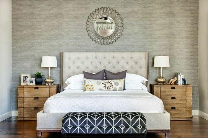 Schöne Tapeten Schlafzimmer Tapeten Schlafzimmer Gestalten Schlafzimmer  Ideen Wandgestaltung Schlafzimmer Inspiration