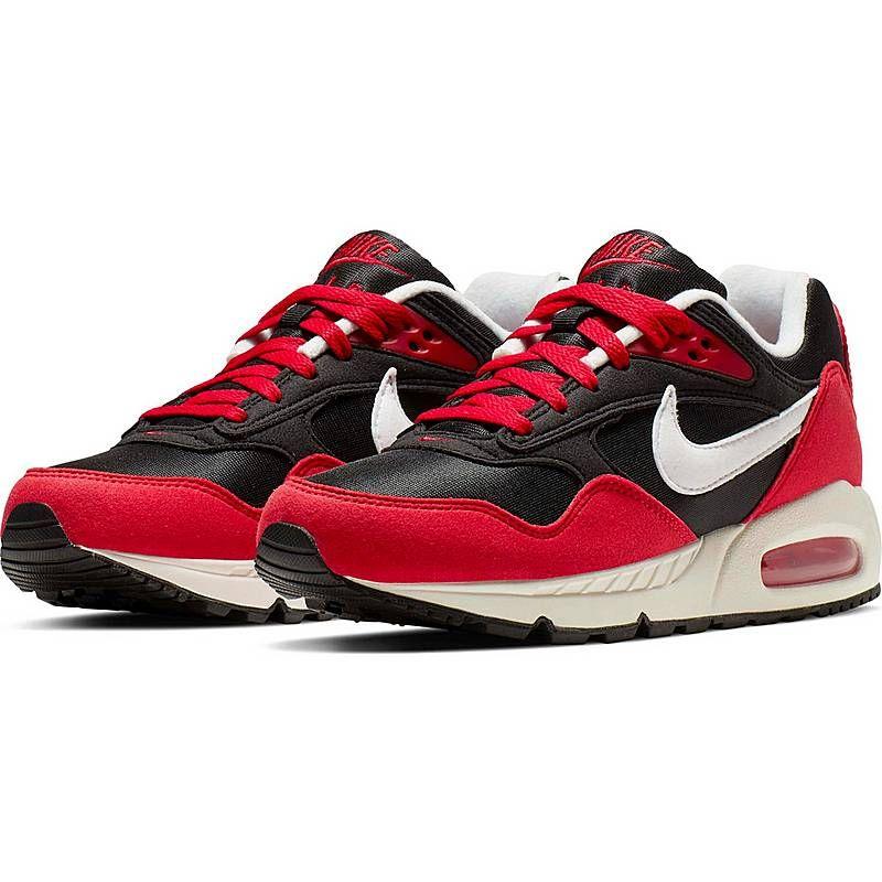 Nike Air Max Correlate Sneaker Damen Black White University Red Im Online Shop Von Sportscheck Kaufen Sneaker Sneaker Damen Nike