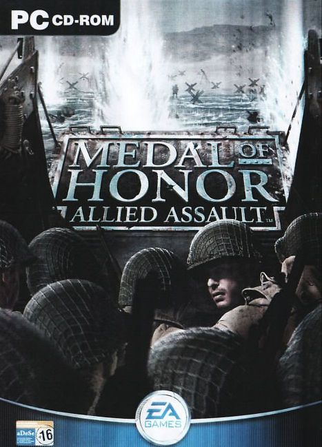 Medal Of Honor Allied Assault Video Games Pc Medal Of Honor