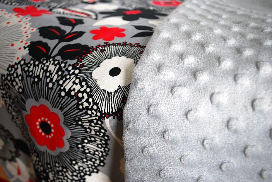 Easy DIY Baby Blanket Pattern For Snuggly Newborns | Pinterest | Diy ...