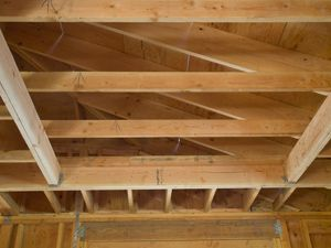 Building A New Palo Alto Home Tray Ceiling Framing