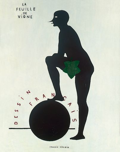 Francis Picabia - The Fig-Leaf -  1922