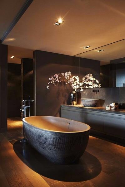Bathroom Design Trends 2021 - Japanese Style #interior # ...