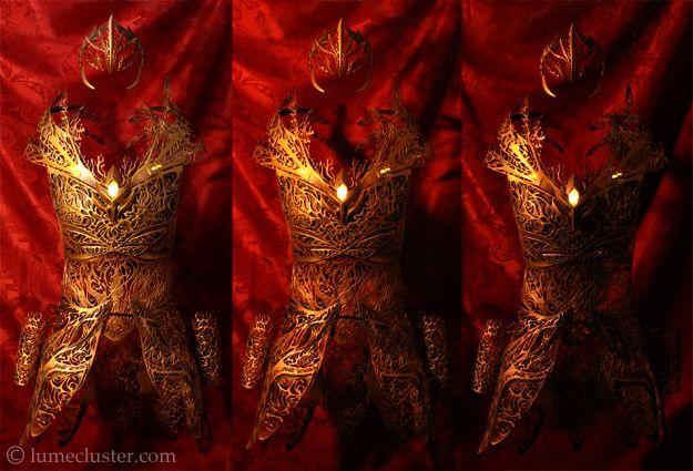 Dreamer Regalia armor