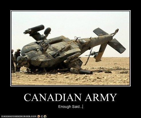 Canadian Army Army Humor Army Memes Military Humor