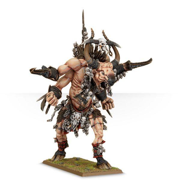 Gorgona de los Hombres Bestia