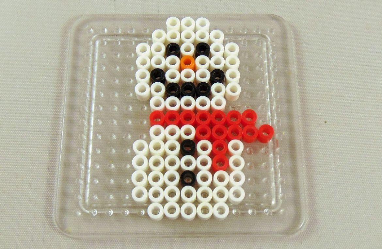 10 Easy Winter Perler Bead Patterns Krysanthe Perler Bead Ornaments Pattern Pearl Beads Pattern Perler Bead Patterns