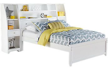 Affordable Bookcase Twin Beds Rooms To Go Kids Furniture
