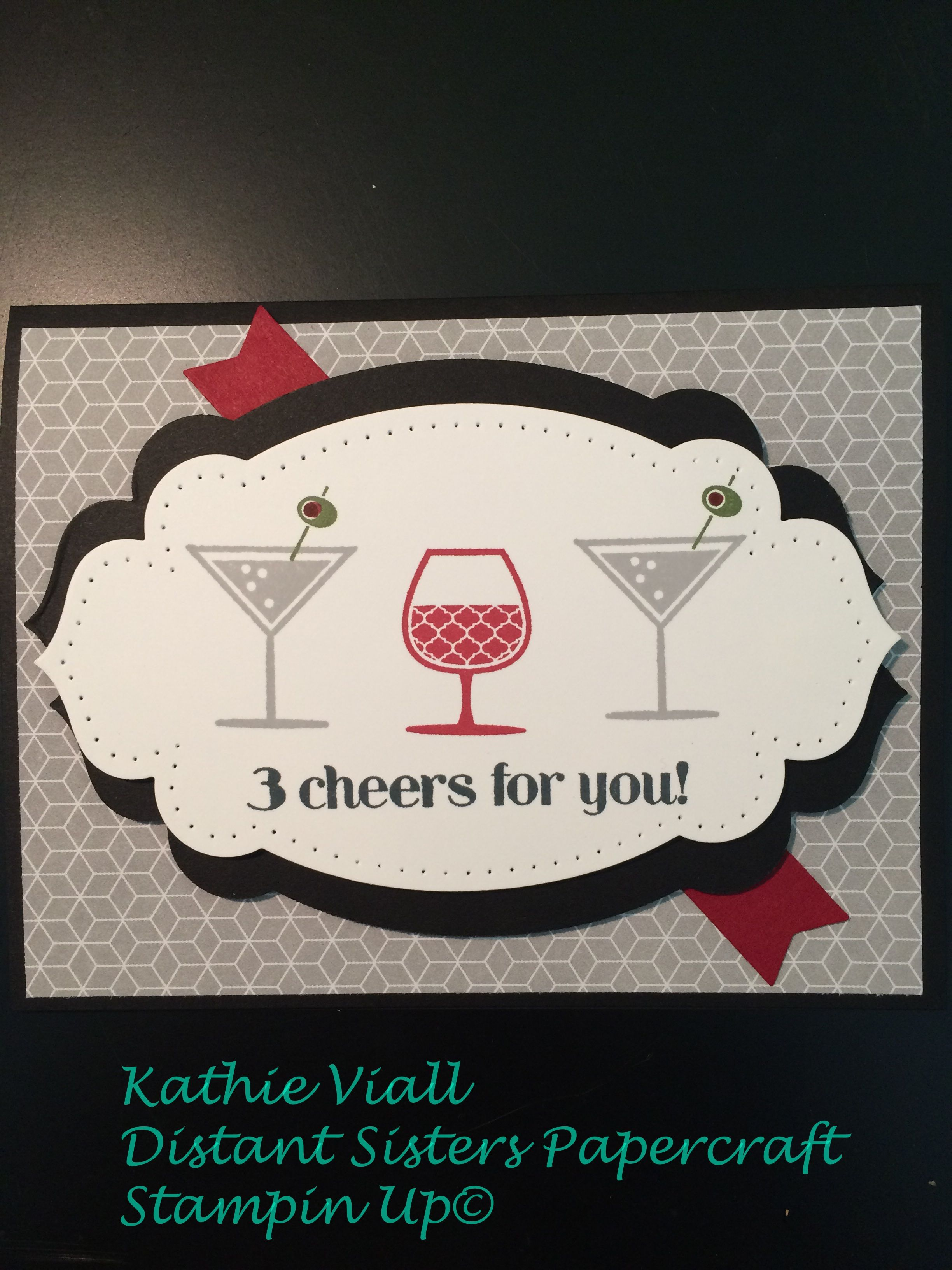 3 cheers