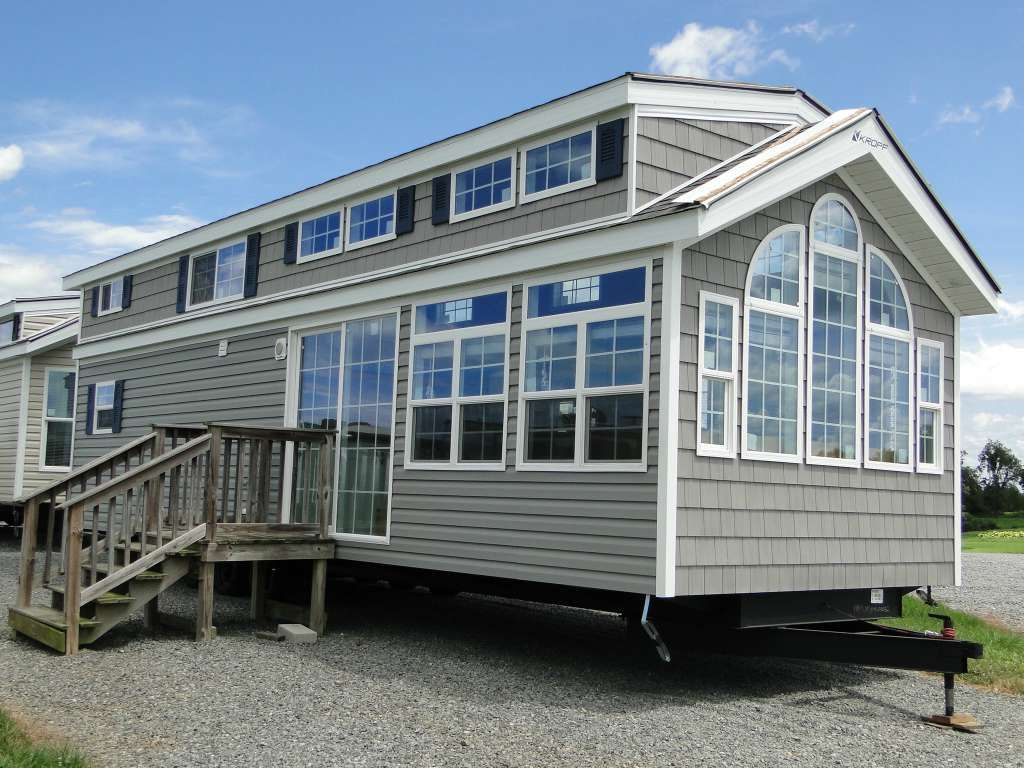Specifications for the 2017 Kropf ISLAND SERIES SUPER LOFT This – Rv Park Building Plans