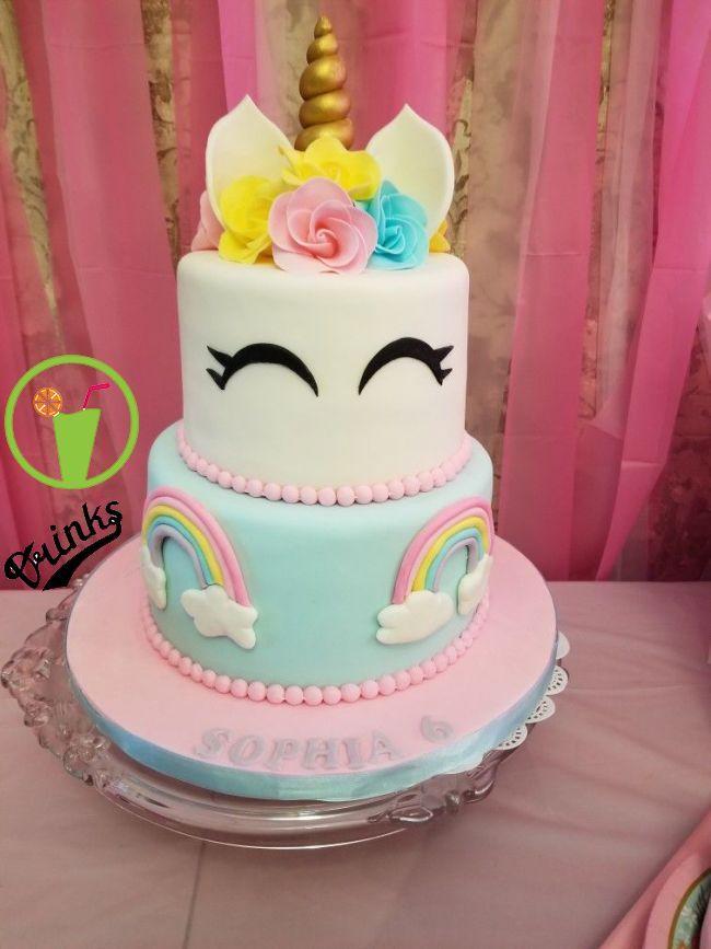 Amazing Unicorn Cake Unicorn Birthday Cake Unicorn Cake Birthday Cake Personalised Birthday Cards Bromeletsinfo