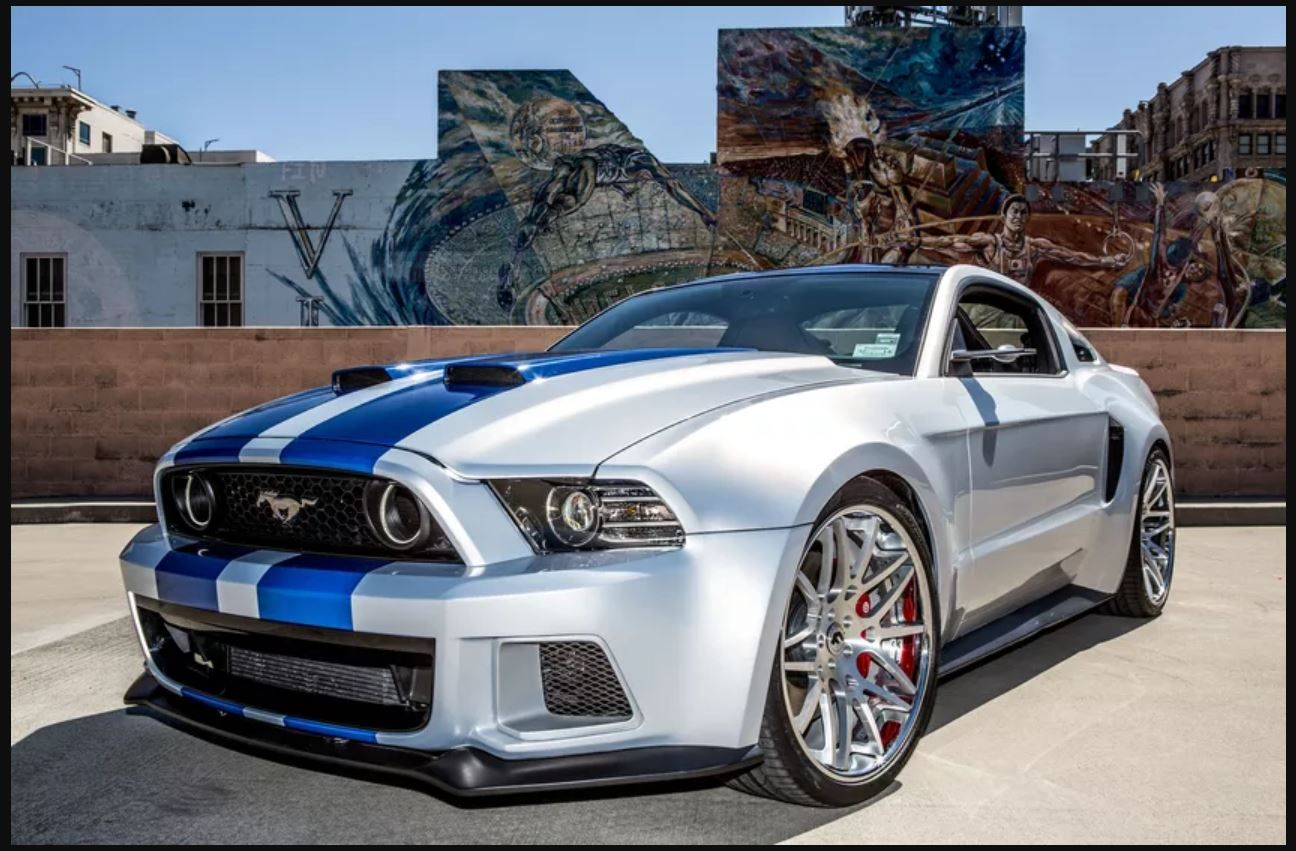 Need For Speed Mustang Rally Fun Ford Mustang Ford Mustang Gt
