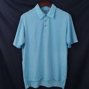 Adidas climacool Golf Polo Shirt AZUL L shirts, golf y Adidas