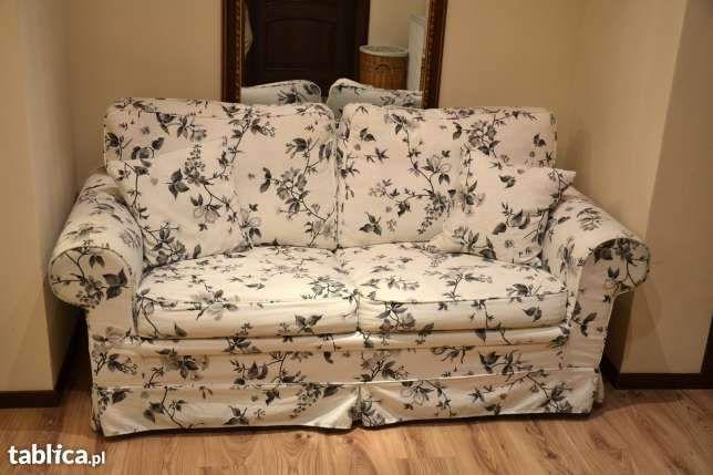 Kanapa Bialo Czarna Jak Ikea Kwiaty Rozkladana Zdjecie Na Imged Furniture Love Seat Decor