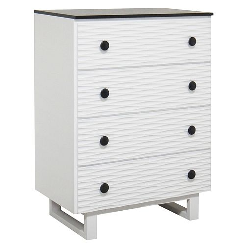 Shermag Capri 4 Drawer Dresser Babies R Us